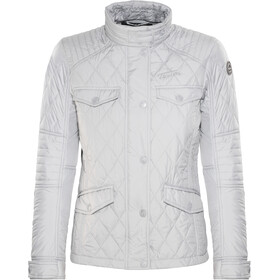 Tenson Niva Jacke Damen light grey